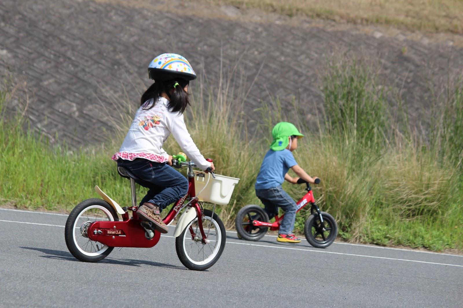 初めて乗る自転車。何を基準にする?おすすめの子供自転車5選 ...